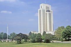 贝塞斯达国家海军医疗中心,华盛顿特区, 免版税图库摄影