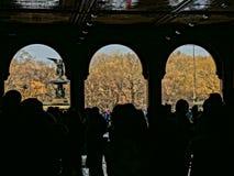贝塞斯达大阳台102 库存照片