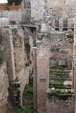 贝塞斯达-耶路撒冷-以色列的水池 免版税图库摄影