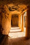 塞浦路斯国王坟茔 图库摄影