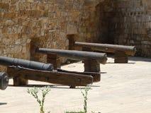 塞浦路斯拉纳卡旅行 免版税库存照片