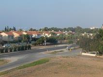 塞浦路斯拉纳卡旅行 库存图片