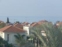 塞浦路斯拉纳卡旅行 图库摄影