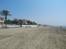 塞浦路斯拉纳卡 免版税库存照片