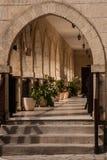 塞浦路斯正统修道院 图库摄影