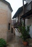 塞浦路斯正统修道院 库存照片
