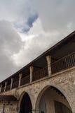 塞浦路斯正统修道院 免版税库存图片