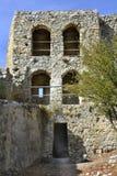 塞浦路斯,凯里尼亚 免版税库存照片