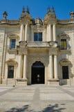 塞维利亚大学  免版税库存照片