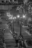 塞罗圣安娜瓜亚基尔厄瓜多尔 库存图片