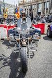 巴塞罗那哈利天2015年 免版税库存图片