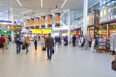 巴塞罗那国际机场 免版税库存照片