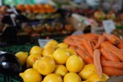 巴塞罗那市场 免版税库存照片