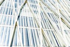 巴塞罗那摩天大楼 图库摄影