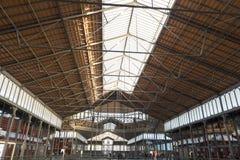 巴塞罗那西班牙 历史大厦  库存照片