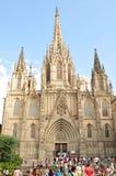 巴塞罗那,西班牙 免版税库存图片