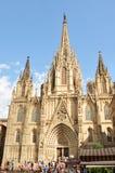 巴塞罗那,西班牙 免版税图库摄影