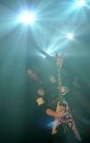 巴塞罗那活力音乐厅的邪神大敌2012年 被拍的照片:2012年10月27日, 库存照片