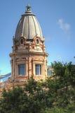 巴塞罗那建筑学 库存照片