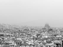 巴塞罗那 免版税图库摄影