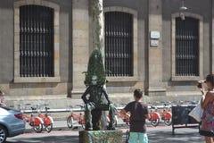 巴塞罗那 免版税库存图片