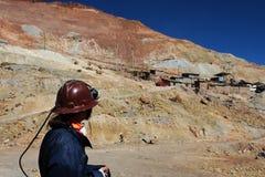 塞罗-巴尔最小值矿工rico年轻人 免版税库存照片