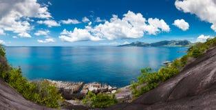 塞舌尔群岛, Mahe海岛 免版税库存图片