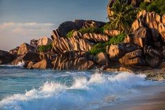 塞舌尔群岛 免版税库存照片