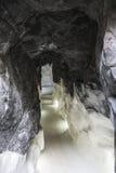 塞萨尔省Marique基础,兰萨罗特岛 免版税库存照片
