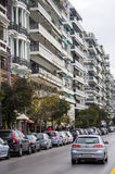塞萨罗尼基市 希腊,欧洲 图库摄影