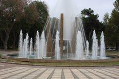 塞萨罗尼基,希腊:2017年9月30日-在塞萨罗尼基市在希腊 库存图片