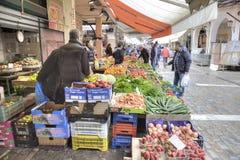 塞萨罗尼基 城市市场 图库摄影