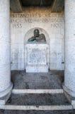 塞西尔・罗兹纪念碑-开普敦,南非 免版税库存照片