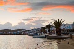 塞里福斯岛海岛 免版税库存照片