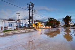 塞里福斯岛海岛 免版税图库摄影