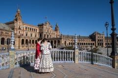 塞维利亚,塞维利亚,西班牙,安大路西亚,伊比利亚半岛,欧洲, 免版税库存照片