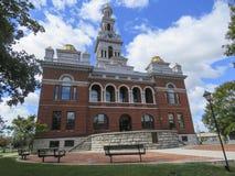 塞维尔县法院大楼-田纳西 库存照片