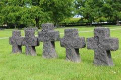 1787年墓地创建其lvov lychakiv军人乌克兰 免版税库存图片