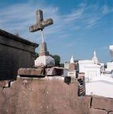 墓地新奥尔良 免版税图库摄影