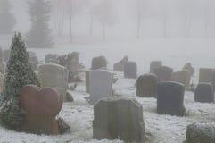 墓地 免版税库存图片