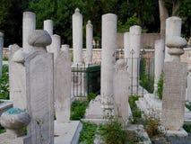 墓地 图库摄影