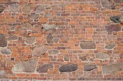 墙壁。 免版税库存照片