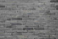 墙壁在中国 库存照片