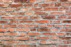 墙壁在背景纹理的blick石头 免版税库存照片