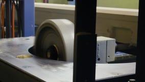墙壁射线处理机cnc 铣刀处理 木材加工 股票录像