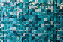 墙壁小正方形抽象样式 库存图片