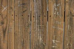 墙壁木头 图库摄影