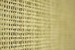 墙壁柳条工作 免版税库存照片