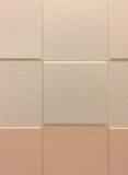 墙壁瓦片样式 免版税库存图片