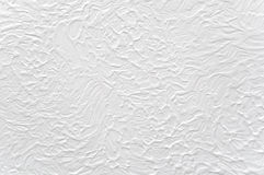 墙壁白色 图库摄影